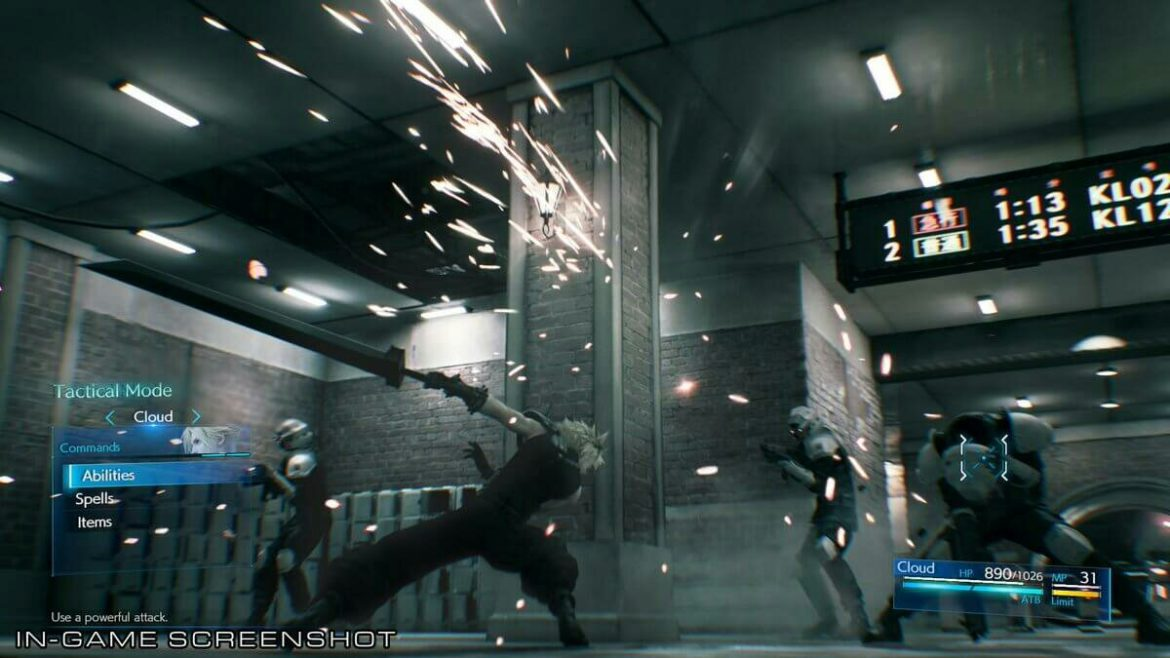 Final Fantasy 7 Remake: In-game Screenshots and Concept Art Teased Ahead of Its Release Date