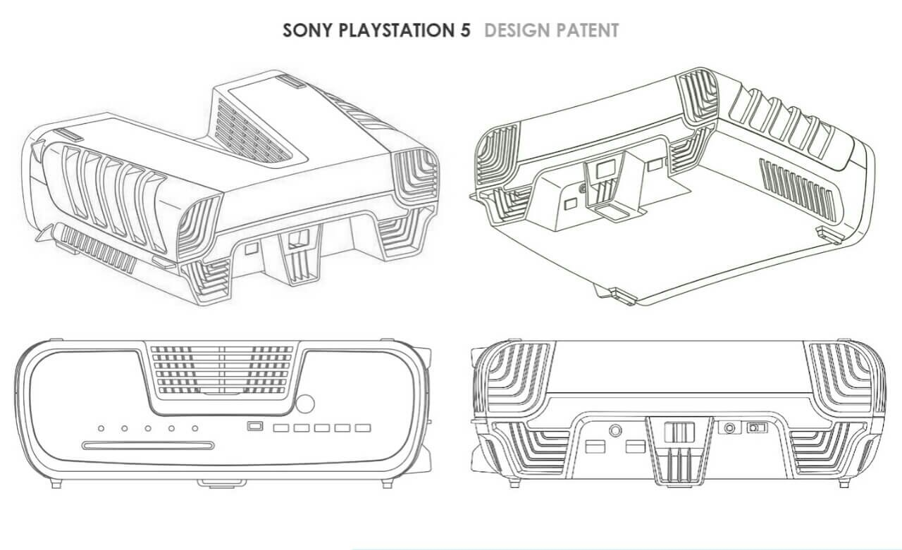 PS5-patent