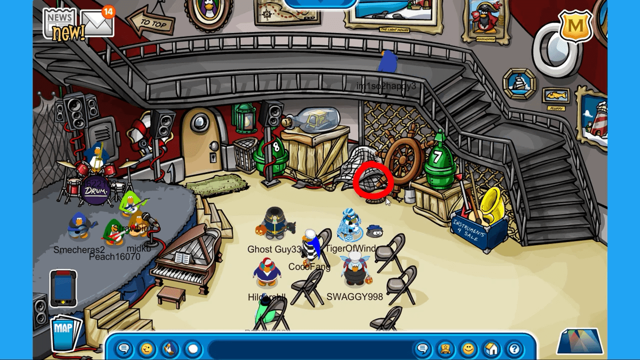 Club Penguin Rewritten Codes and Pins of 2020 Gaming Pirate