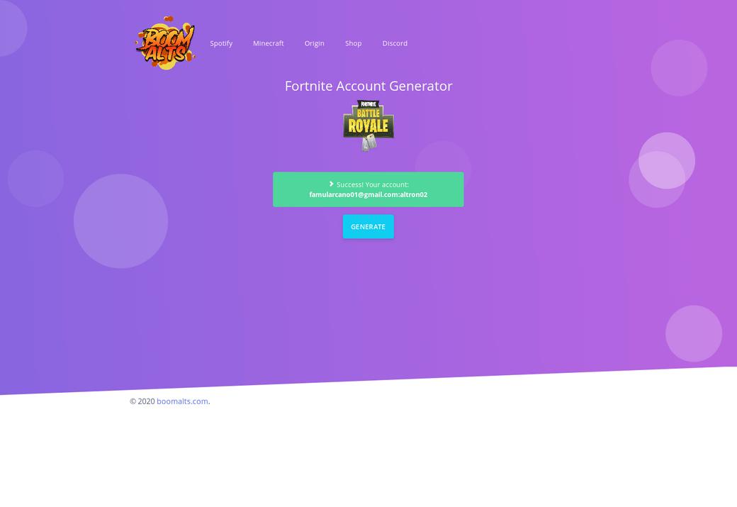fortnite-account-generator