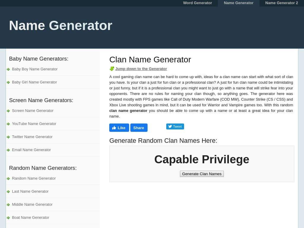 clan-name-generator