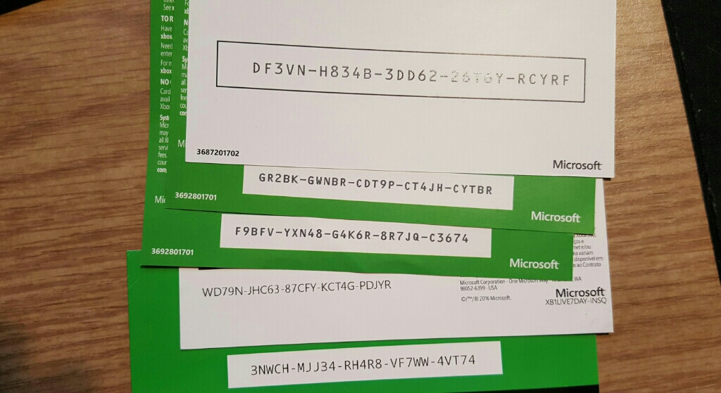 Get Free Xbox Live Codes And Xbox Gift Card Codes 2021 Gaming Pirate