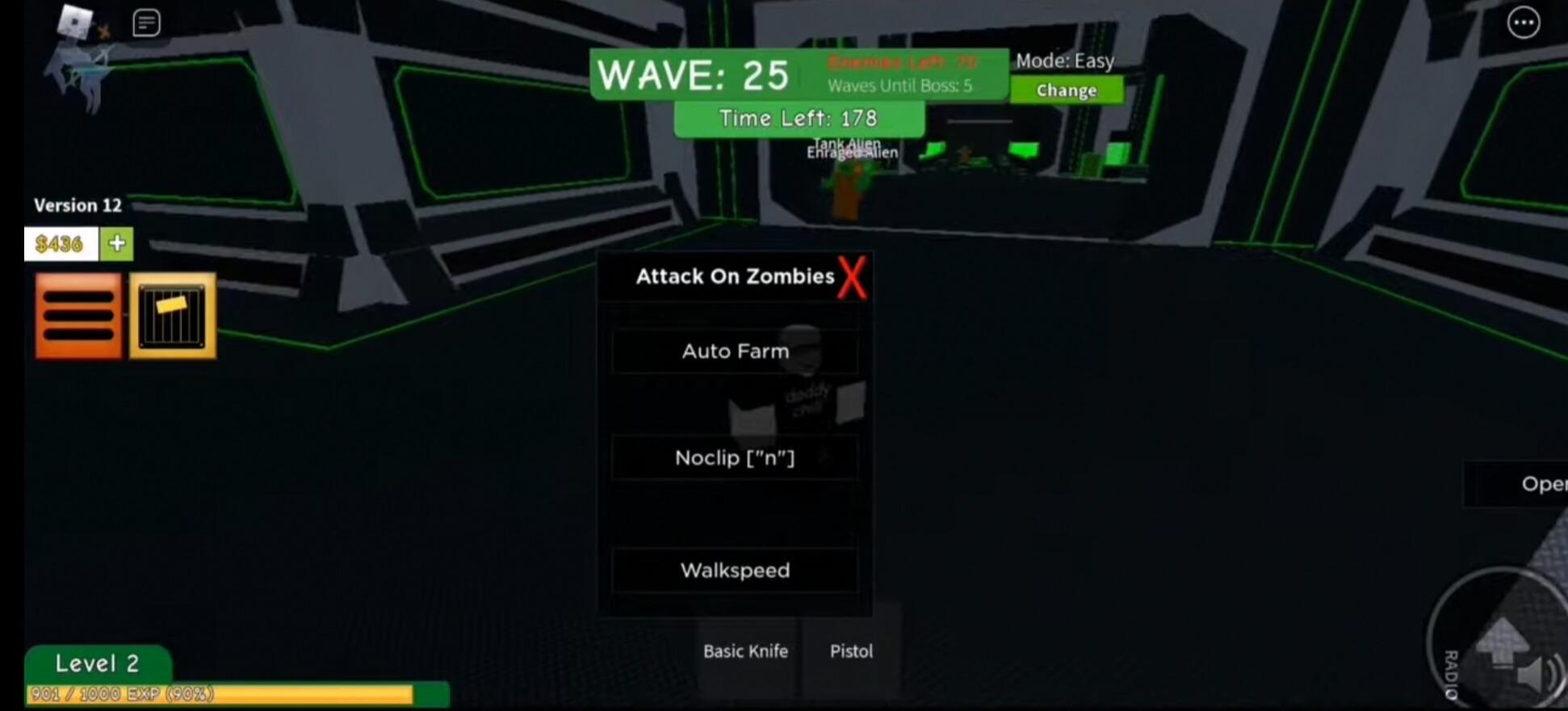 zombie-attack-script